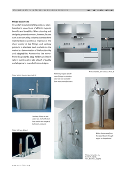 Stainless Steel In Bathrooms - Bathroom partitions portland oregon