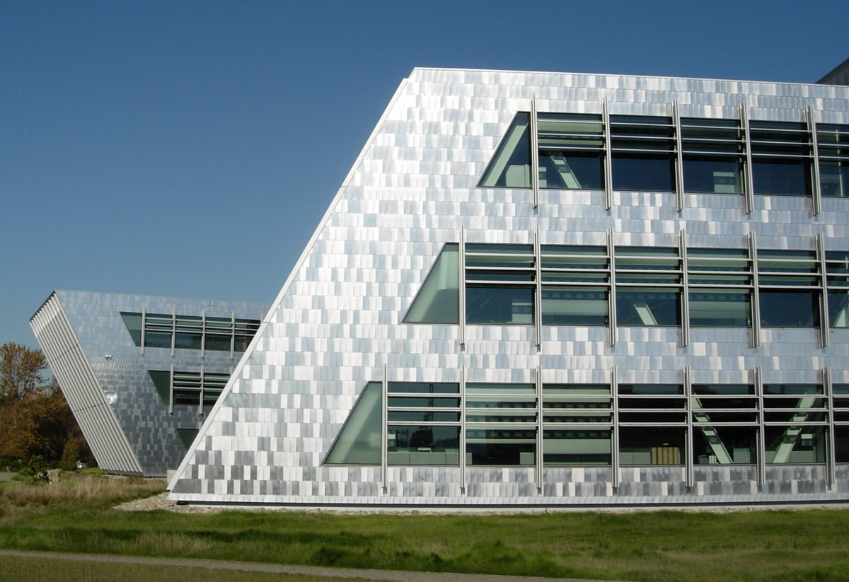 architectural buildings designs abstract federal center south seattle stainless steel in architecture building construction stainless