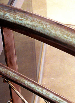 Metal Railing Selection Stainless Railing Deicing Salt
