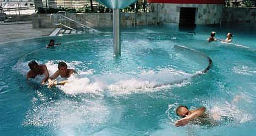 Figure 5. Figures 4 And 5: Outdoor And Indoor Pool ...